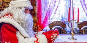 Латвийские наци возмутились русскоговорящим Дедом Морозом