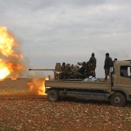 Сирийская армия отразила атаку исламистов вблизи границы с Ираком