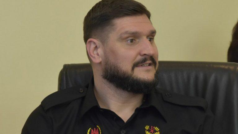 Руководитель Николаевской ОГА Алексей Савченко