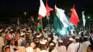 Продолжение протестов в Судане: арестованы лидеры оппозиции
