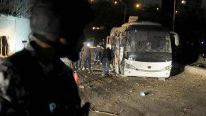 В результате теракта в Египте погибли четыре человека