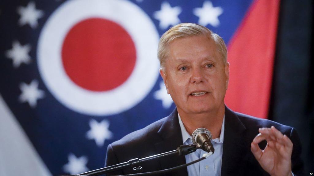 сенатор Линдси Грэм, США