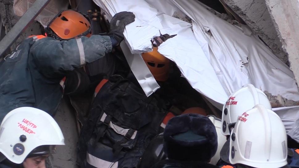 В Министерстве здравоохранения поведали осостоянии малыша, спасенного из-под фрагментов вМагнитогорске