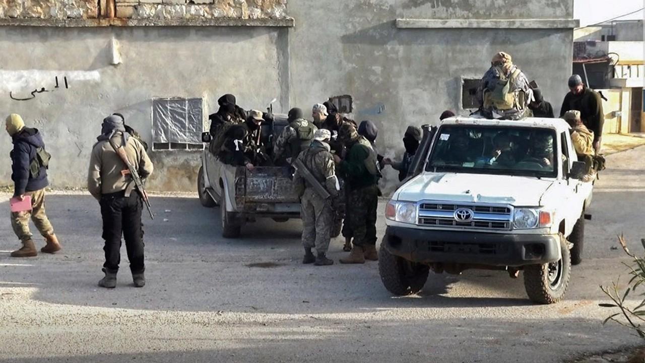 «Ан-Нусра» отрезала боевиков сирийской оппозиции отподкреплений