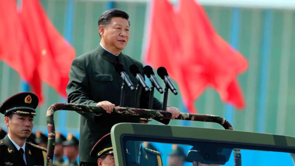 лидер Китая Си Цзиньпин