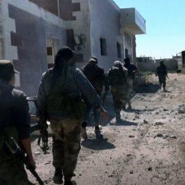 Боевики «Хейят Тахрир аш-Шам» атакуют у «союзников» по всей провинции Идлиб