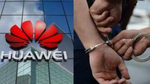 арест китай канада хуавей