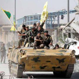 Курдское ополчение может пополнить в ряды Сирийской Армии: официальные лица
