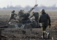 На своих же минах подорвалась разведка ВСУ под оккупированной Авдеевкой