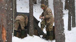 Вояки НАТО испугались генерала Мороза уже в Норвегии и Эстонии