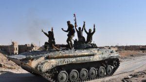 Сводка событий в Сирии и на Ближнем Востоке за 7 января 2019 года