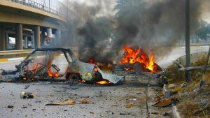Три человека погибли в результате взрыва на севере Ирака