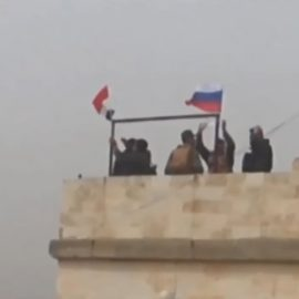 Russian Military Police patrols Manbij || Breaking News, 8th of January, 2019