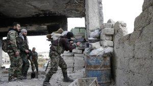 Сводка событий в Сирии и на Ближнем Востоке за 9 января 2019 года