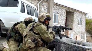 Группа боевиков уничтожена при попытке атаки на блокпост в Дагестане