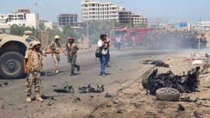 Угроза с воздуха: беспилотники хуситов готовы атаковать противника по всей линии фронта