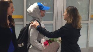 Сбежавшая из Саудовской Аравии девушка получила убежище в Канаде