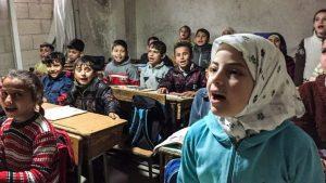 Сирия. Дети войны