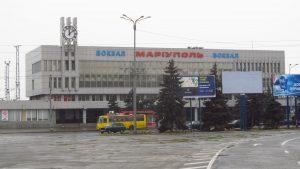 «Блок министров» высадится завтра в оккупированном Мариуполе