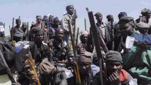 ИГИЛ захватили целый город в Нигерии