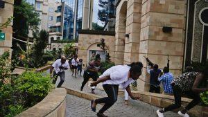В Кении уничтожили террористов, напавших на отель