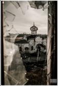 Развалины Иверского монастыря