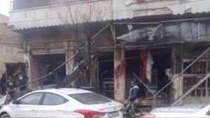 Теракт в Манбидже: что известно на данный момент