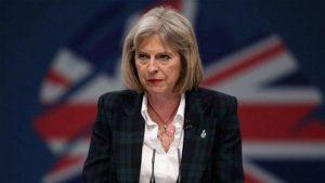 Тереза Мэй премьер-министр Великобритании