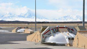 США разместят на Аляске станции перехвата ракет