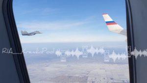 Путин летит в Сербию