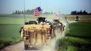 Боевики атаковали конвой «международной коалиции» в провинции Хасака