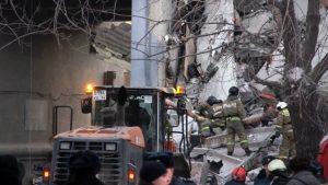 Исламисты приписали себе ответственность за взрыв в Магнитогорске