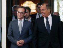 Киев не пролезет в Керченский пролив даже через ФРГ - Лавров