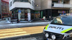 россиянин с ножом напал на девушку в Норвегии