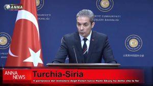 La Turchia è contro l'introduzione delle truppe siriane a Manbij || Il 18 gennaio 2019