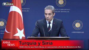 Turquía está en contra de la introduccion de las tropas sirias a Manbij || El 18 de enero de 2019