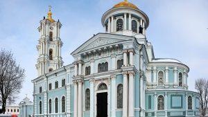 Сумской храм стал местом взрыва во время богослужения