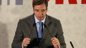 Вучич: Лицемерие ЕС не лишит Сербию российского газа