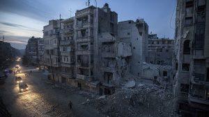 Сводка событий в Сирии и на Ближнем Востоке за 18-19 января 2019 года