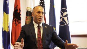 премьер-министр Косова Рамуш Харадинай