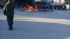 Теракт произошел в сирийской Латакии