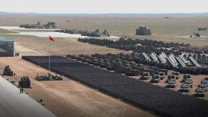 Китай отчитался о беспрецедентной реорганизации своей армии