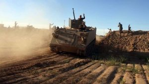 Иракские войска уничтожили 43 боевика ИГИЛ у границы с Сирией