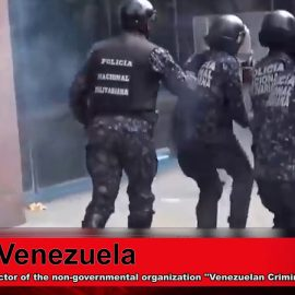 The protests in Venezuela led to casualties