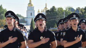 В дно «реформированной» украинской полиции снова постучали