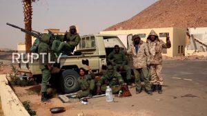 ЛНА взяла под контроль город Себха на юге Ливии