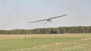 Продолжаются испытания российского ударного беспилотника «Карнивор»