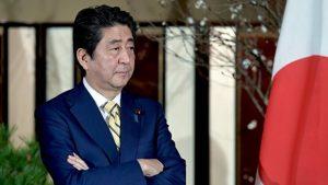 Абэ уточнил позицию Японии по мирному договору с Россией