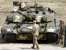 Полный абзац: Киев не смог продать США даже образец танка «Оплот»