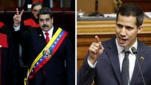 Мадуро vs. Гуаидо